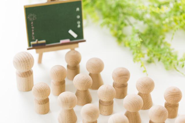 先生と生徒たち