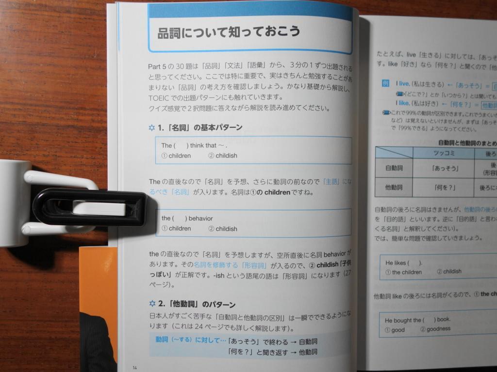 関正生による品詞の解説ページ