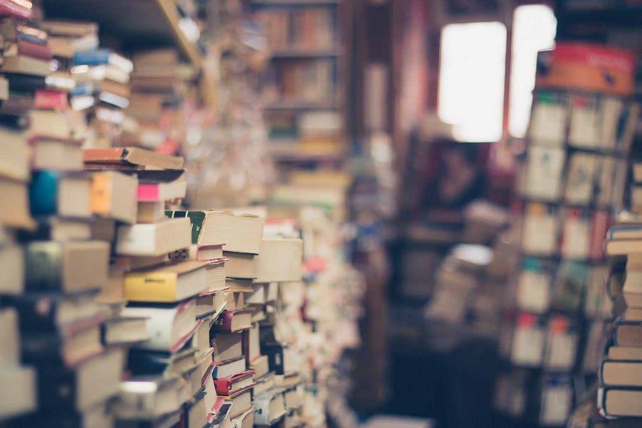 沢山の書籍